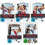 Muay Thai DVD - Die komplette Serie über die Techniken und das Training des Thai-Boxens [Edizione: Germania]