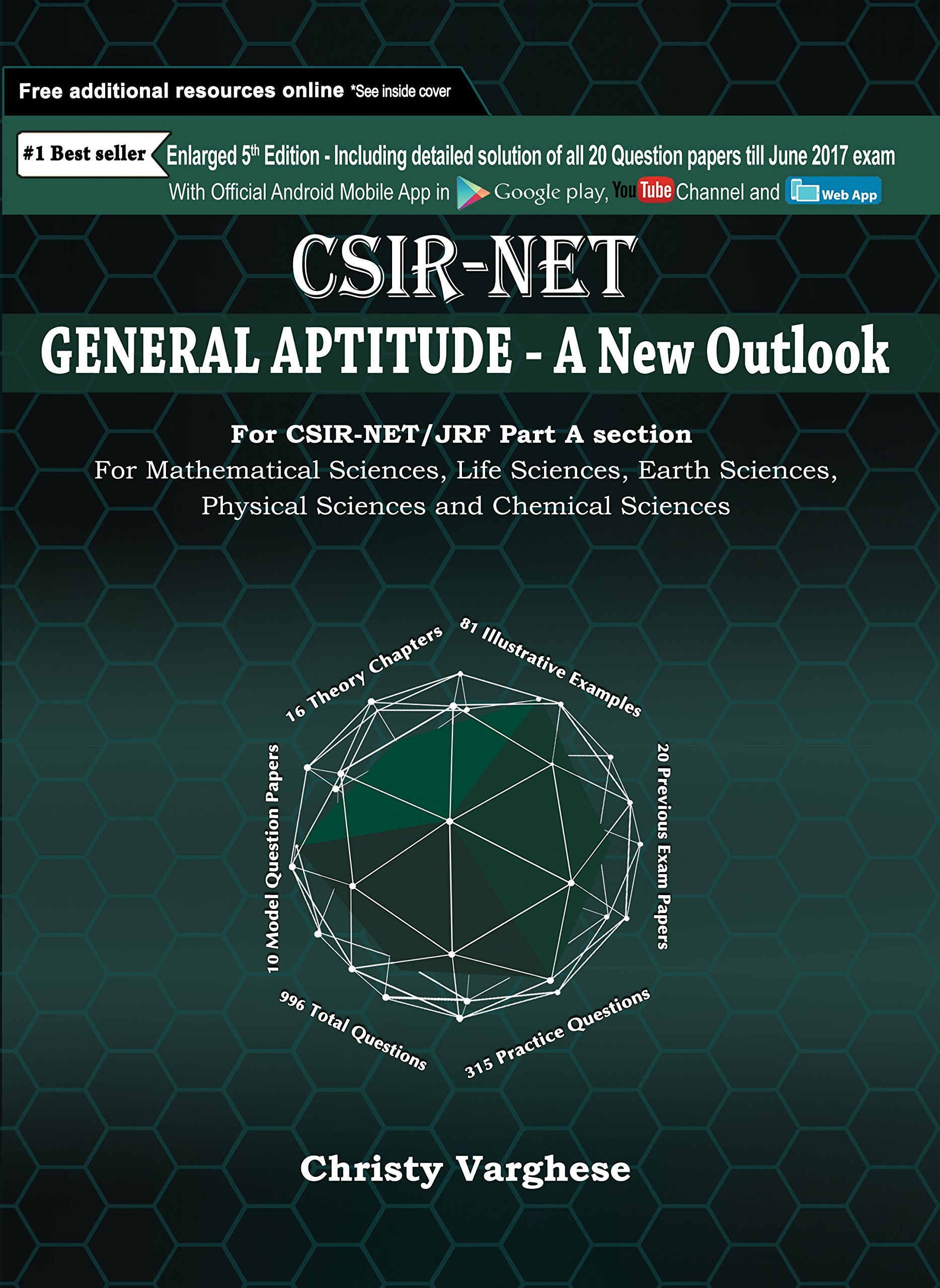 buy csir net general aptitude a new outlook book online at low