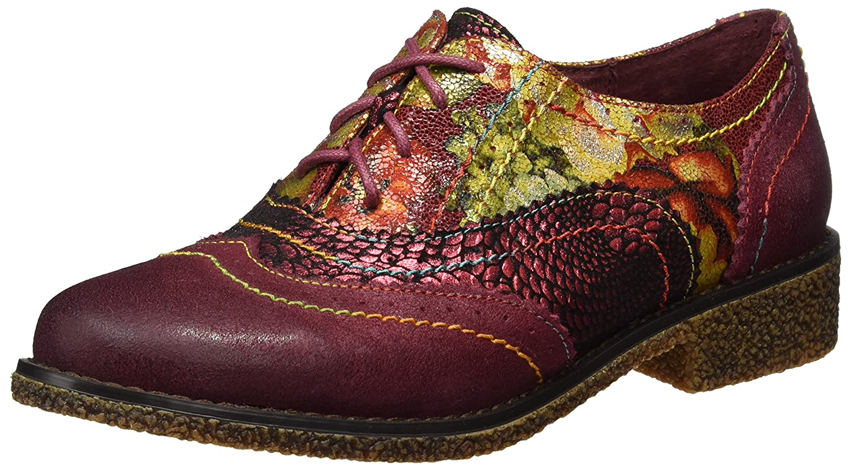 Laura Vita Coralie 11 - Zapatos Mujer 37 EU Rot (Rouge)