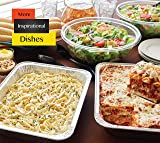 15 Pack - Durable Chafing Pans, Half Size