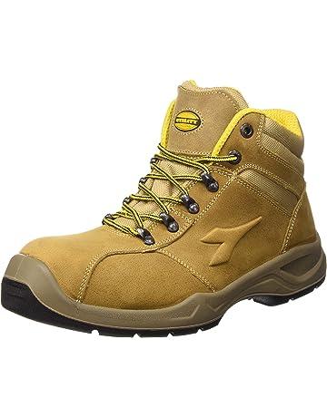 5a5ddaab44 Diadora Flow II High S3, Zapatos de Trabajo Unisex Adulto