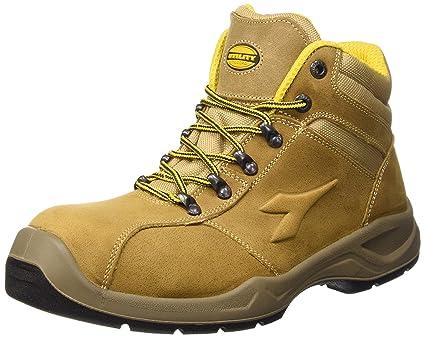 shop 100% di soddisfazione fornitore ufficiale Diadora Flow Ii High S3, Unisex Adults' Work shoes, Brown ...