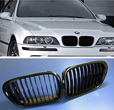 Right/&Left Headlight Washer Telescopic Nozzle For BMW E60 E61 525i 528i 530i 535