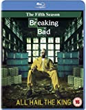 Breaking Bad - Season 5* [Blu-ray + UV Copy] [Region Free]