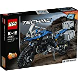 Lego - 42063 - Technic - BMW R 1200 GS Adventure