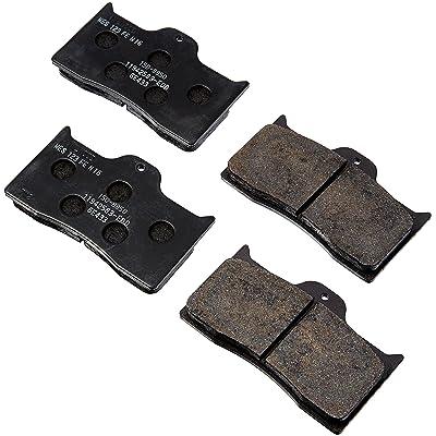 Wilwood 150-8850K BP-10 Dynalite Caliper Brake Pad Set - 4 Piece: Automotive