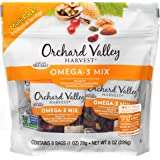 Orchard Valley Harvest Omega-3 Mix, 8 Ounce