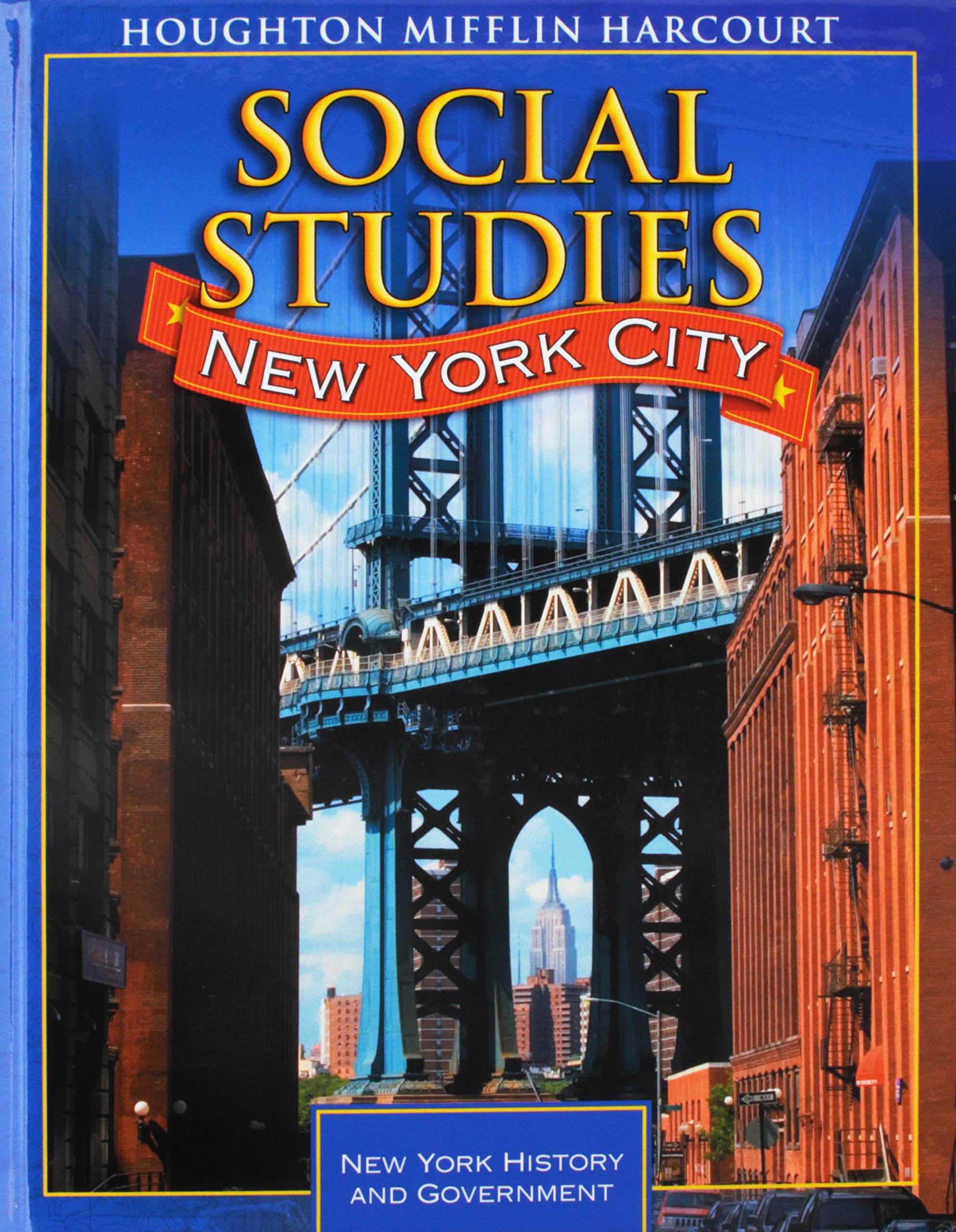 Houghton Mifflin Social Studies: Student Edition Level 4 2009 PDF
