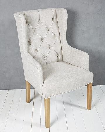 4x Polsterstuhl Esszimmerstuhl Für Wohnzimmer Und Esszimmer Besucherstuhl  In Beige   Sitzmöbel Set Lounge Designer Stoffstühle