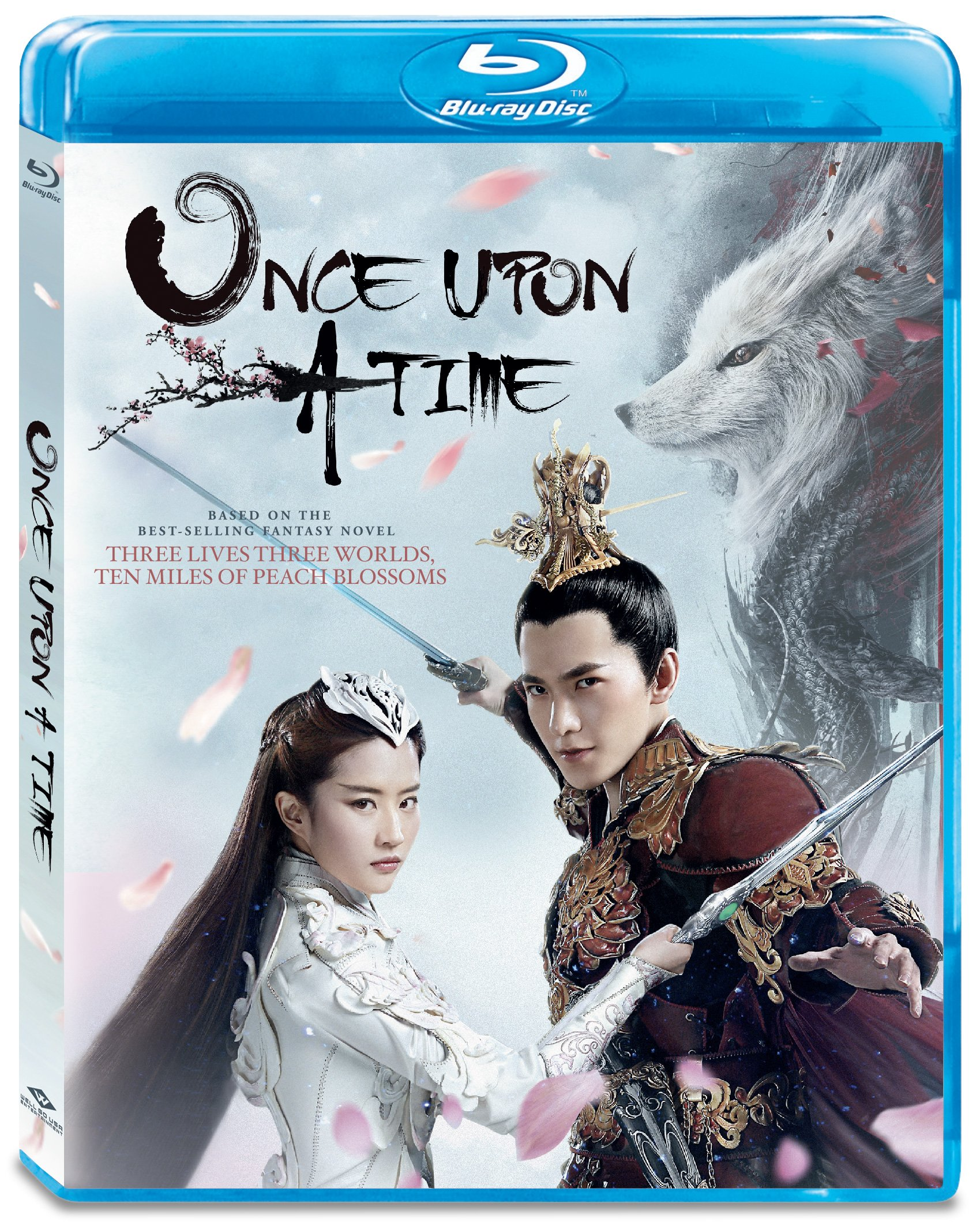 Blu-ray : Once Upon A Time (Blu-ray)