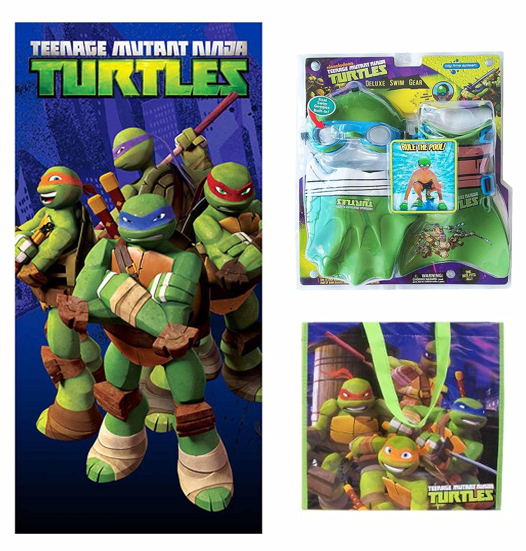 Teenage Mutant Ninja Turtle Ultimate Summer Fun - Juego de ...