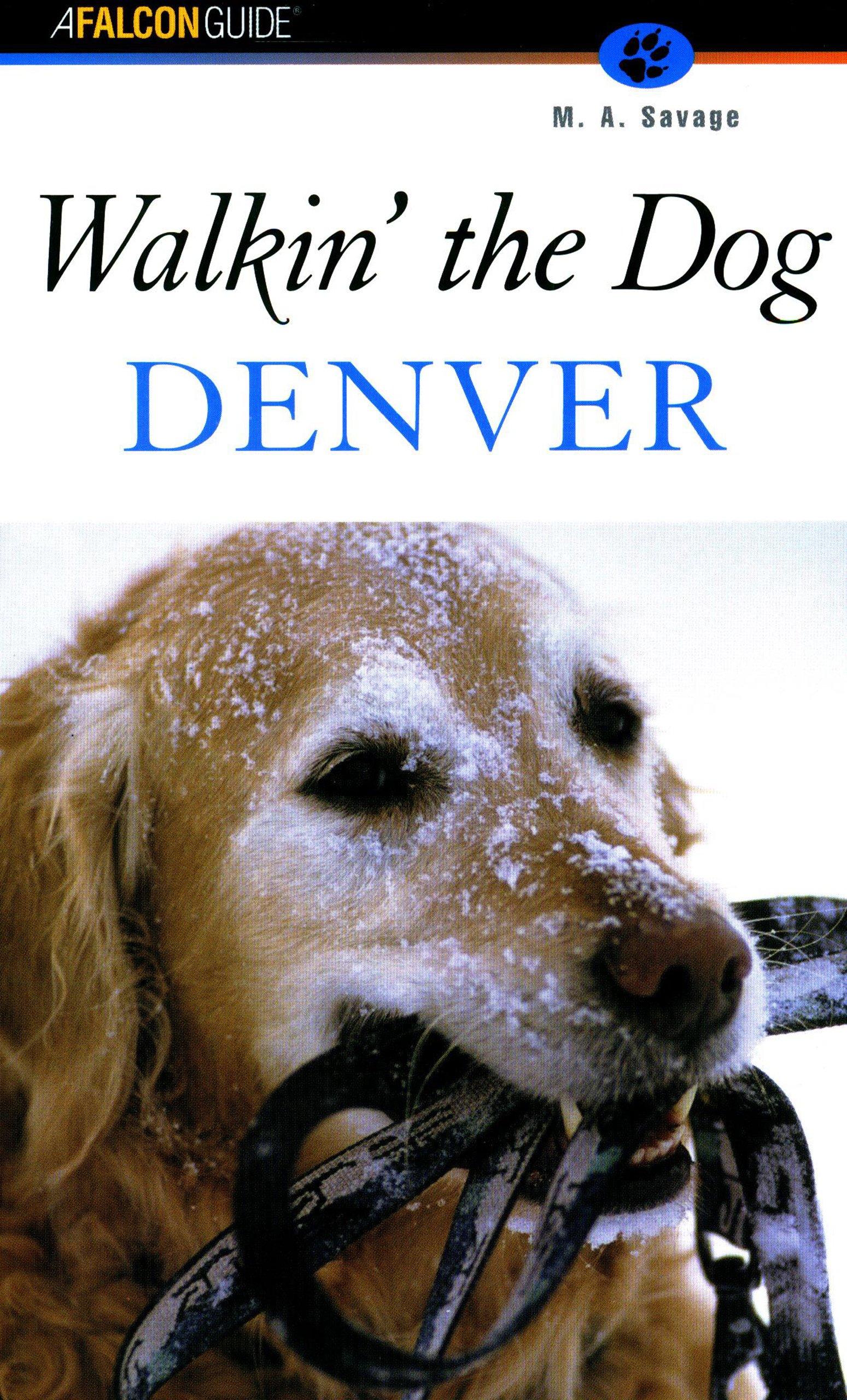 Download Walkin' the Dog Denver (Walking) pdf epub