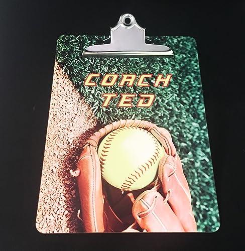 Softball coach gifts, Softball coach, Custom Coach clipboard, Softball, softball gifts, Softball coach, Coaches gift, Football Coach gifts, Baseball gift, ...
