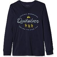 Quiksilver Wave Slaves Camiseta De Manga Larga Niños