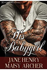 His Babygirl (Boston Doms Book 4) Kindle Edition