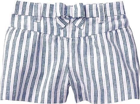 Gymboree Baby//Toddler Boys Grey Stripe Shorts 6-12 Months