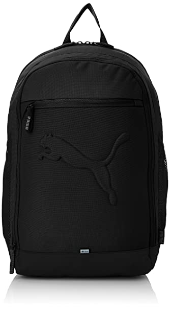 50858248de8 Puma Black Casual Backpack (7358101): Amazon.in: Bags, Wallets & Luggage