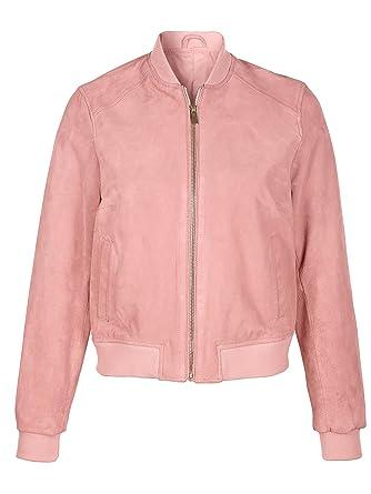 new product 9e24d 924d3 Laura Kent Damen Leder-Blouson: Amazon.de: Bekleidung
