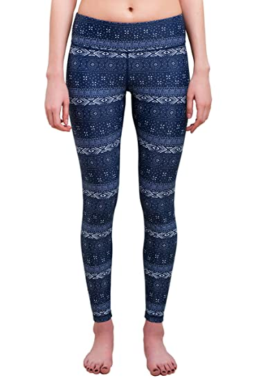 ef482ece8eac8 Amazon.com  Salty Li Plus size Printed Lycra Surf Leggings For Women ...