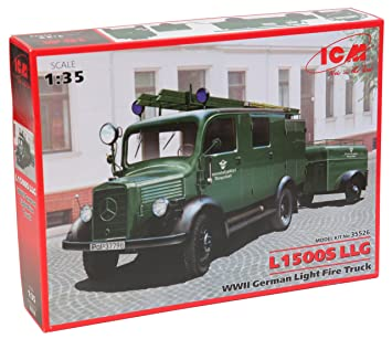 ICM 35526 – Mercedes L1500S LLG Fire Police