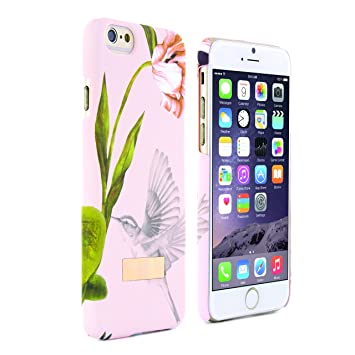 Ted Baker AW15 - Carcasa Trasera para Apple iPhone 6S/6 ...