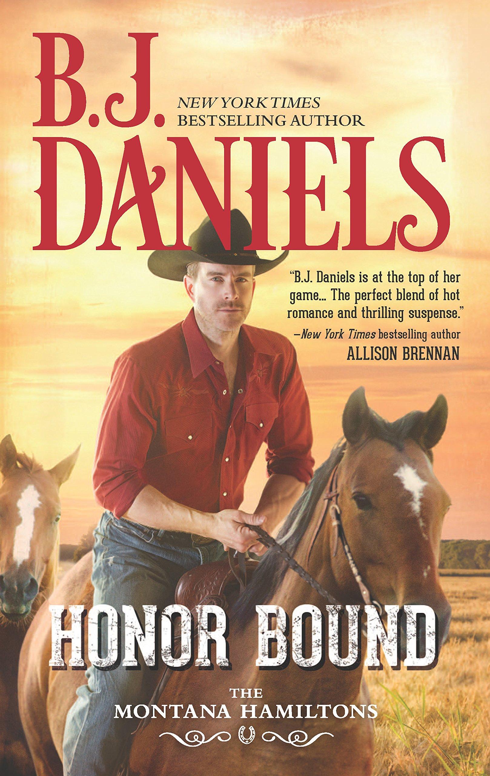 Honor Bound Montana Hamiltons Daniels