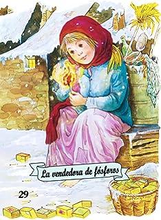 La vendedora de fósforos (Troquelados clásicos series) (Spanish Edition)