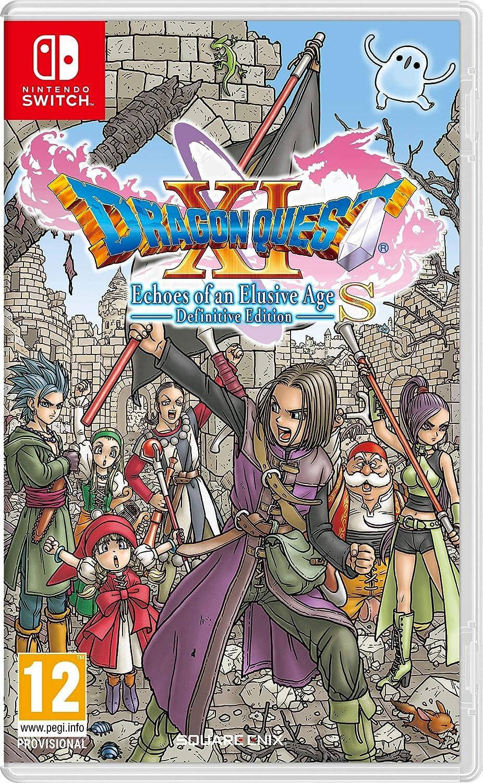 Nintendo Dragon Quest XI S Echoes Definitive Edition (NS): Amazon.es: Informática