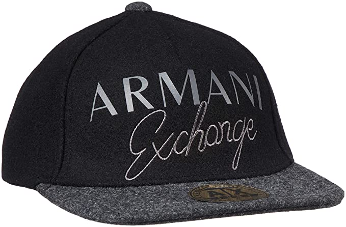 Amazon.com: AX Armani Exchange - Gorro de béisbol para ...
