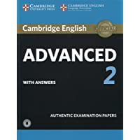 Cambridge English Advanced 2 Student's Book with Answers and Audio: Authentic Examination Papers (CAE Practice Tests)