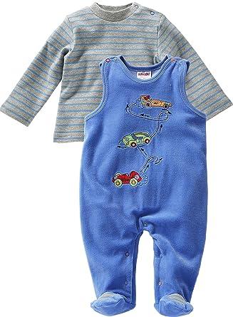 mit Langarmshirt 2 tlg Oeko-tex Standard 100 Schnizler Unisex Baby Strampler Set Schildkr/öte