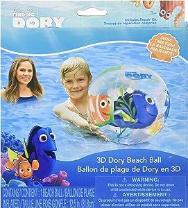 UPD Disney Dory & Nemo Assorted Character Beach Ball