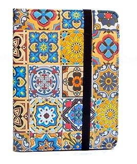 ANVAL Funda EBOOK BQ Cervantes 4 Estampados Funda Libro electr/ónico
