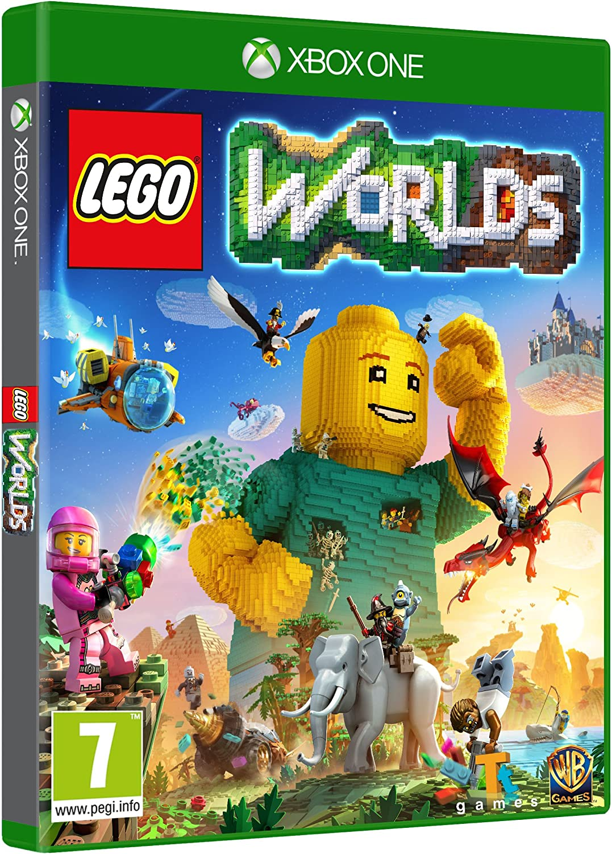 Warner Bros LEGO Worlds, Xbox One Básico Xbox One Inglés, Italiano ...