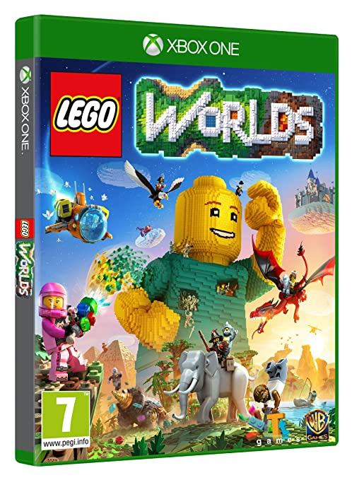 Lego Worlds Xbox One Amazoncouk Pc Video Games