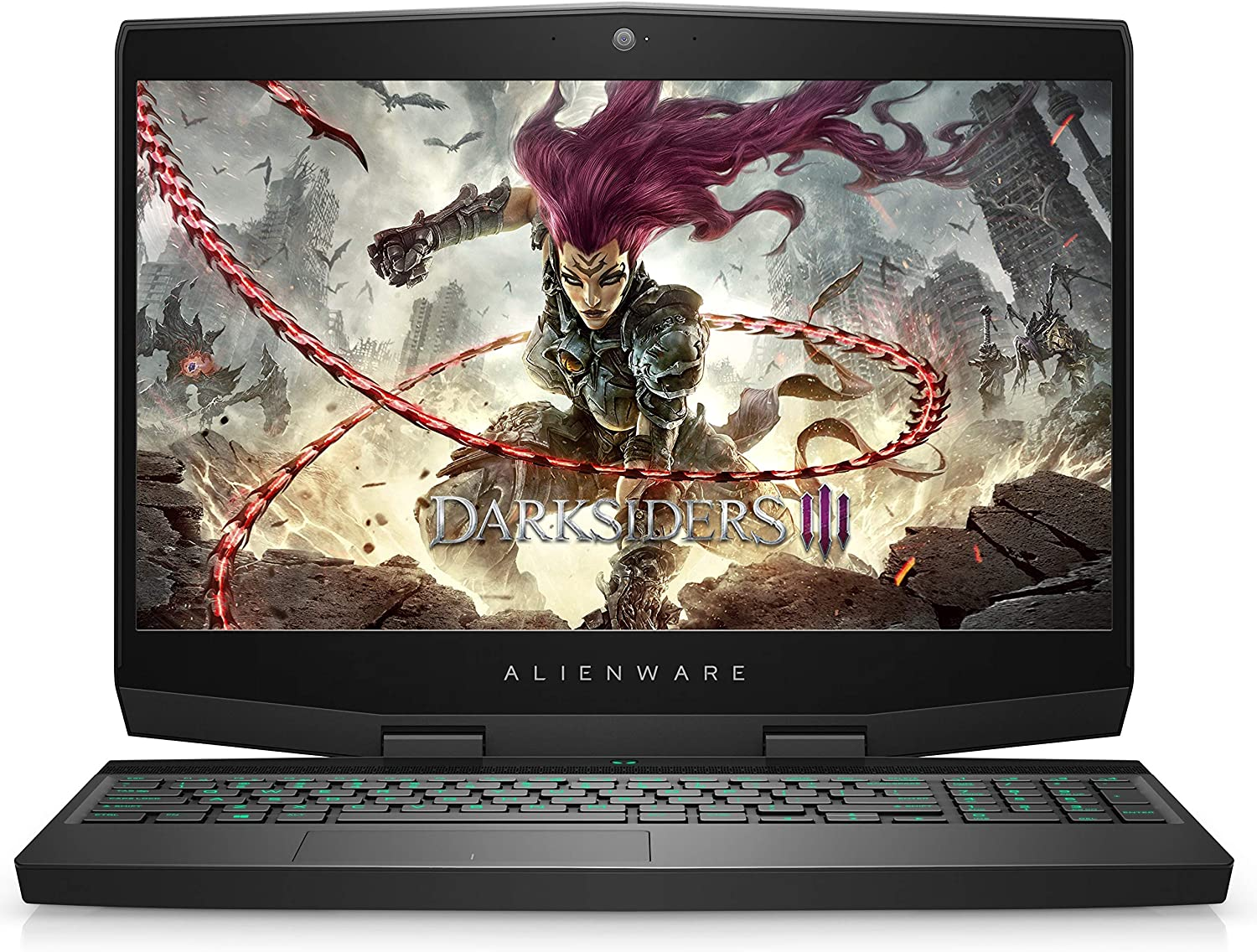 Alienware m15 Gaming Laptop (AWm15-7861SLV-PUS)