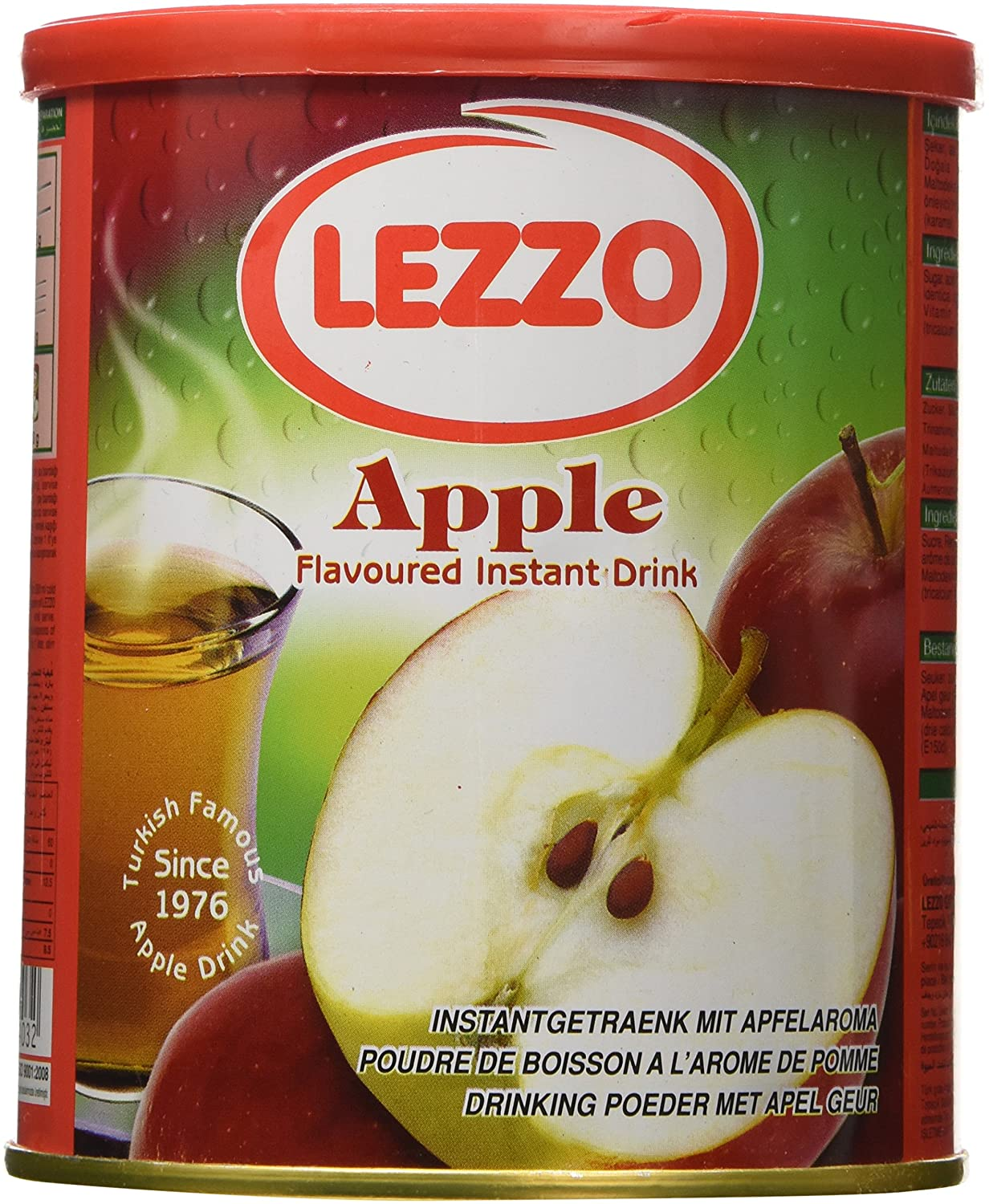 Lezzo Apple Flavoured Instant Drink