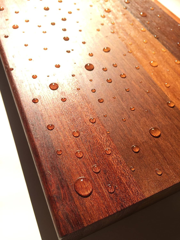 [Cuidado completo para productos de madera y bambú] Wood Food Cera para Tablas de Cortar, Muebles y Juguetes para niños (Menta, 180ML)