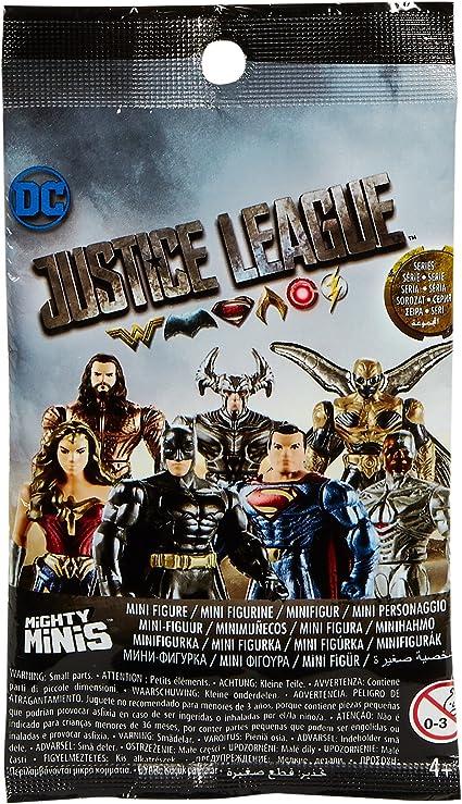 Liga De La Justicia Figuras De 6 pulgadas Surtido