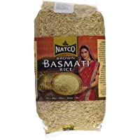 Natco Brown Basmati Rice - 1000 gr