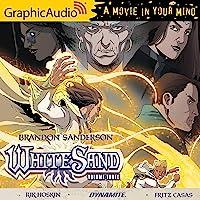 White Sand: Volume Three