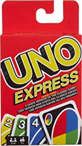 UNO Express Cartas