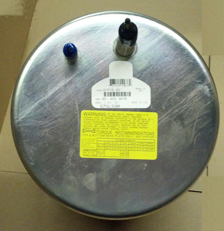Hendrickson 60716-002L エアスプリング。