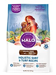 Halo Grain-Free Natural Dry Dog Food
