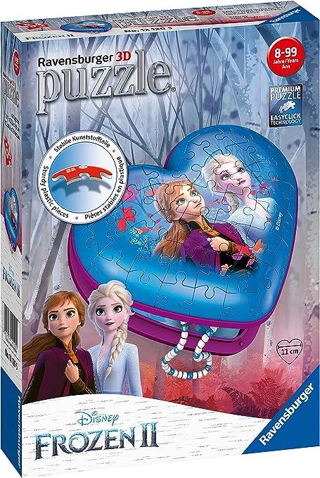 2 Puzzles Disney: Frozen Ravensburger