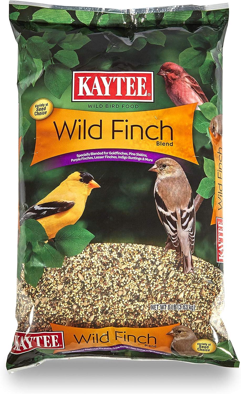 Kaytee Wild Finch Blend, 8-Pound