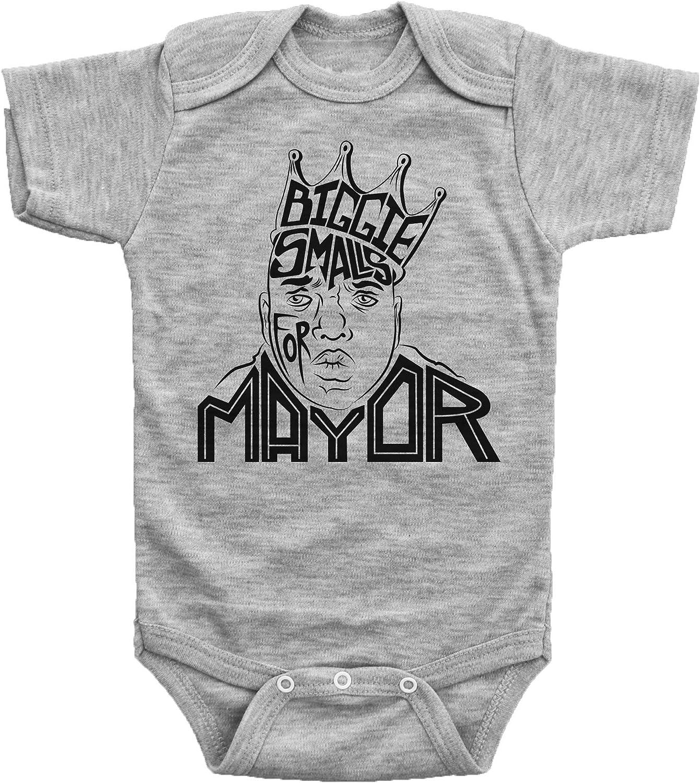 Hip Hop Baby One-Piece \u00b7 It Was All A Dream Baby Outfit \u00b7 Biggie Smalls New Baby Clothes \u00b7 Handlettering Notorious BIG \u00b7 Modern Calligraphy