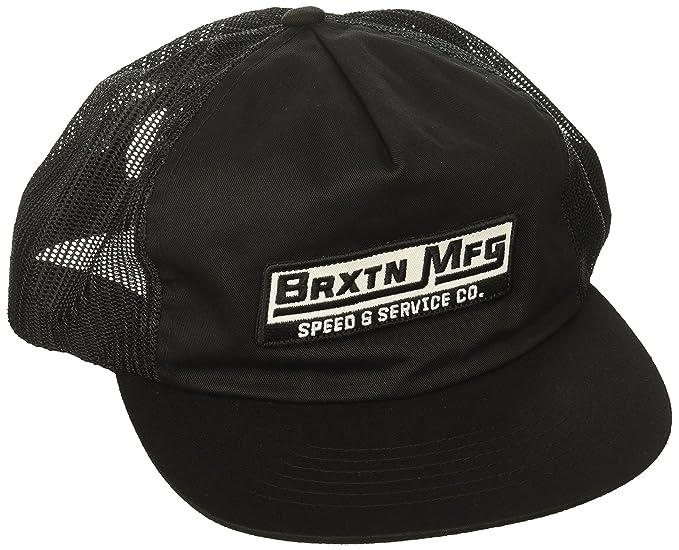 Brixton Men s Traction High Profile Adjustable Mesh Hat 61708e5783dc