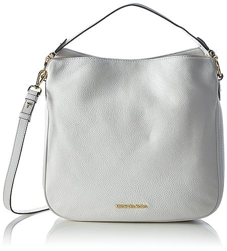 27b3d79d32a1 Michael Kors Women's, Heidi Shoulder Bag, White (Optic White 085 ...