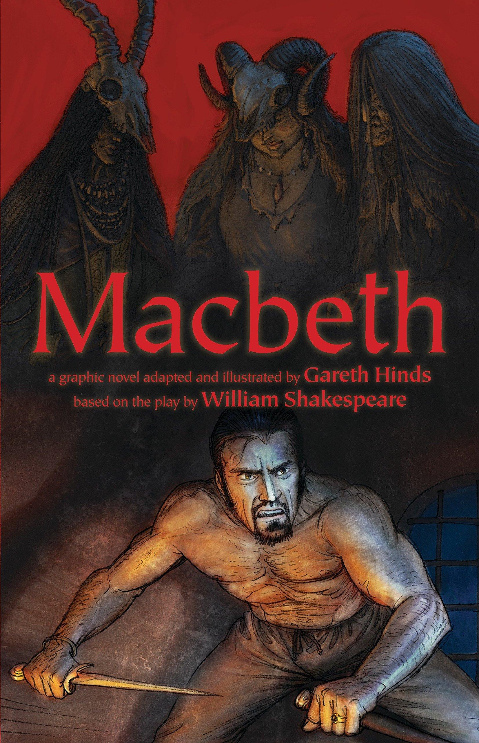 Macbeth (Shakespeare Classics Graphic Novels) Text fb2 book